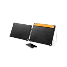 BioLite SolarPanel 10+, Modul with 10W and embeded 3000mAh accu