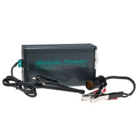 Mobile Power KV-300 Converter 12VDC to 230VAC, 300W, for vehicle, cigarette lighter socket